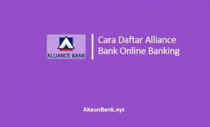 Cara Daftar Alliance Bank Online Banking