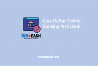 Online Banking RHB Bank