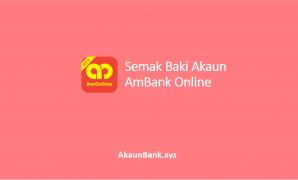 Semak Baki Akaun Ambank Online