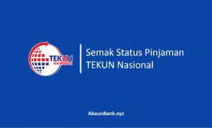 Semak Status Pinjaman TEKUN