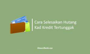 Hutang Kad Kredit Tertunggak