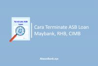 Terminate ASB Loan