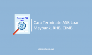 Terminate ASB Loan