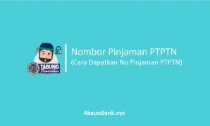 Nombor Pinjaman PTPTN