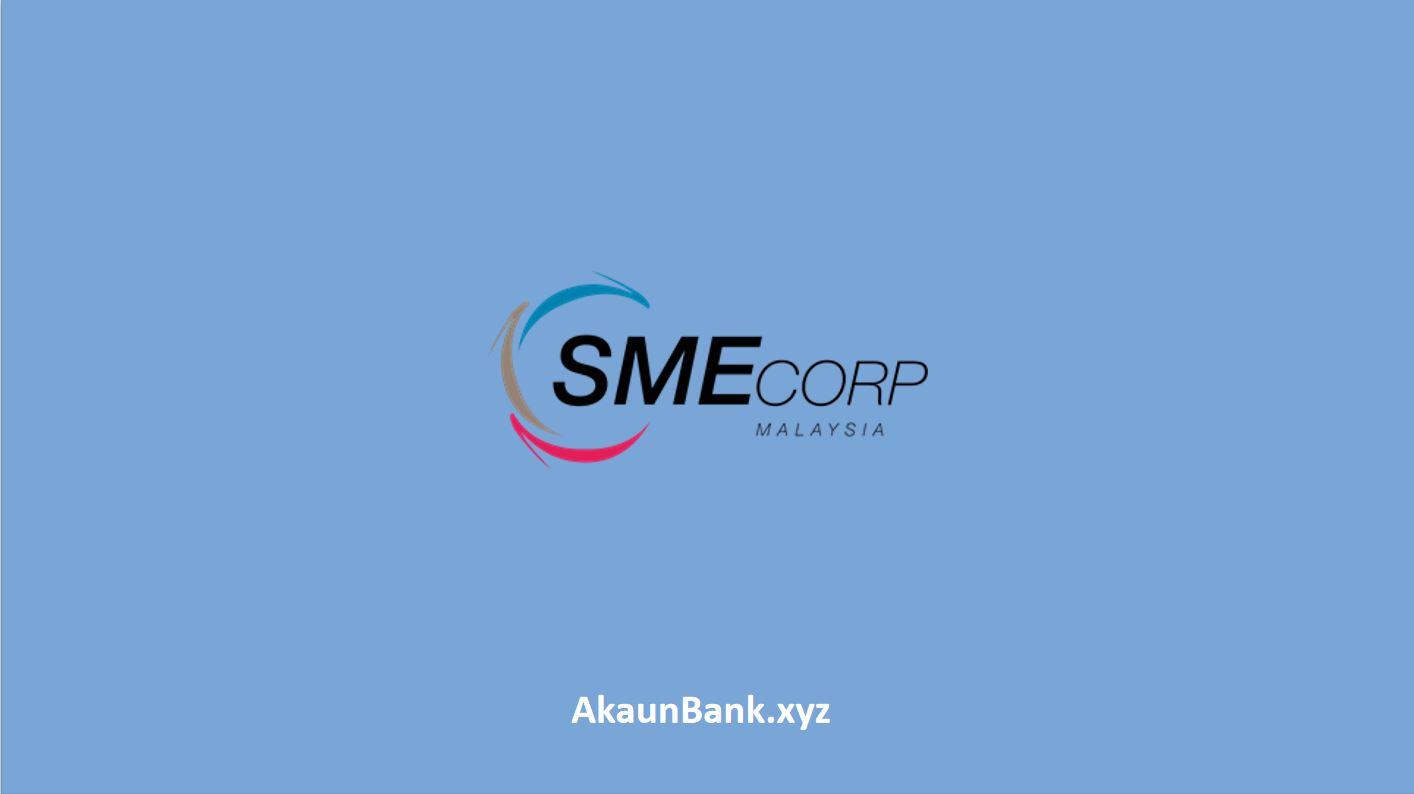 Pinjaman Perniagaan SME Corp Malaysia