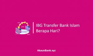 IBG Transfer Bank Islam